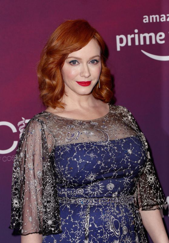 Christina Hendricks - 2019 Costume Designers Guild Awards