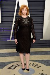 Christina Hendricks – 2019 Vanity Fair Oscar Party