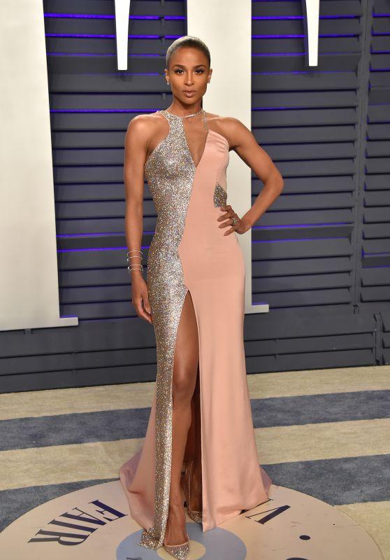 Ciara – 2019 Vanity Fair Oscar Party