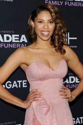 "Ciera Payton – ""A Madea Family Funeral"" Screening in NYC"