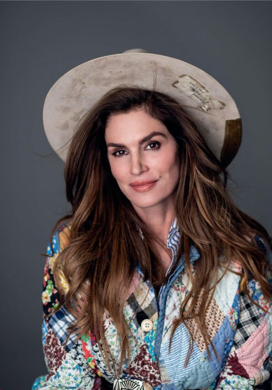 Cindy Crawford, Carla Bruni, Elle Macpherson and Maria Carla Boscono - ELLE Italia February 2019