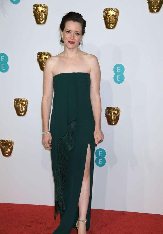 Claire Foy - BAFTA 2019