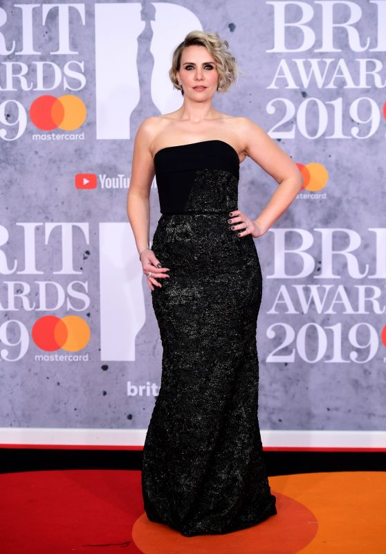 Claire Richards – 2019 Brit Awards
