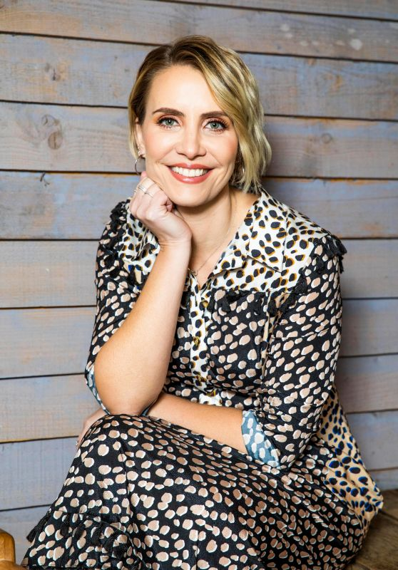 Claire Richards - Photoshoot January 2019