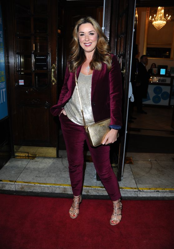 "Claire Sweeney – ""Everybody's Talking About Jamie"" Media Night in London"