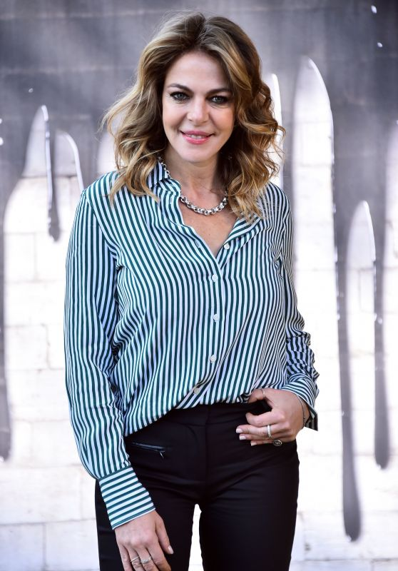 "Claudia Gerini – ""Suburra"" TV Series Season 2 Photocall in Rome"