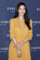 "Claudia Kim - ""John Hardy"" Fashion Photocall in Seoul"