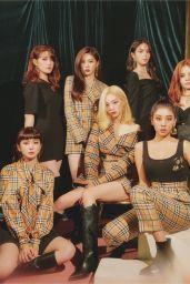 CLC - No.1 Album Photos 2019