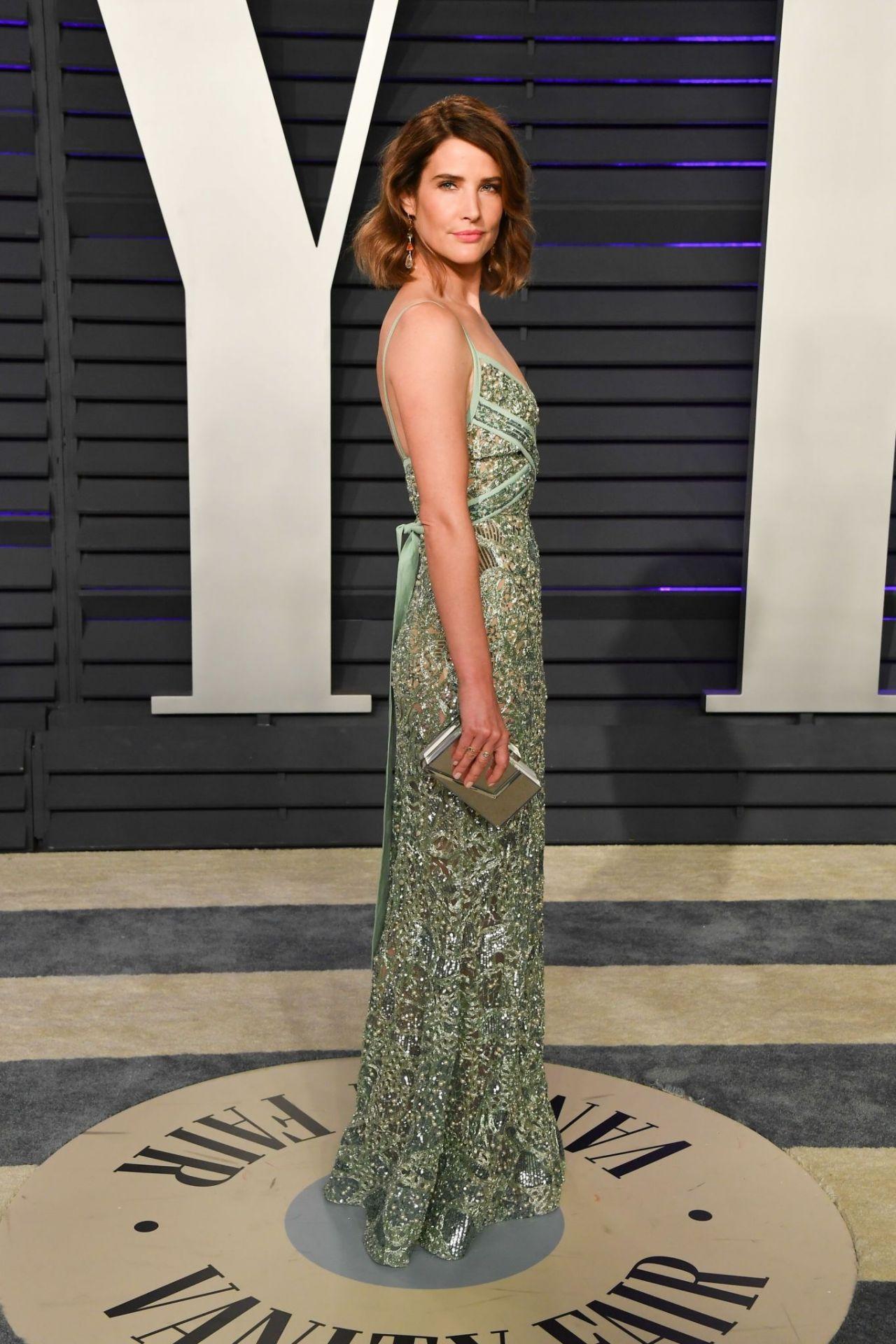Cobie Smulders 2019 Vanity Fair Oscar Party