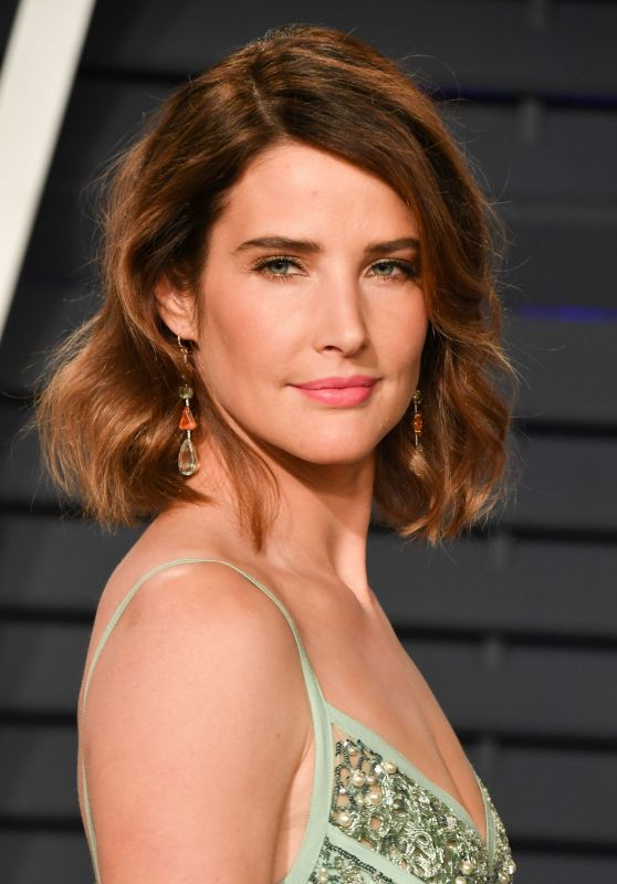 Cobie Smulders – 2019 Vanity Fair Oscar Party