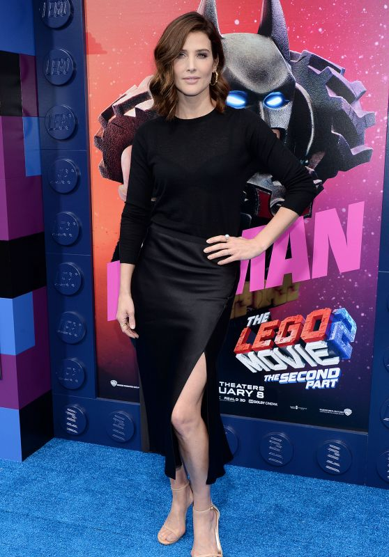 "Cobie Smulders – ""The Lego Movie 2: The Second Part"" Premiere in London"