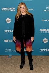 "Connie Britton - ""The Mustang"" Premiere at The Sundance Film Festival"