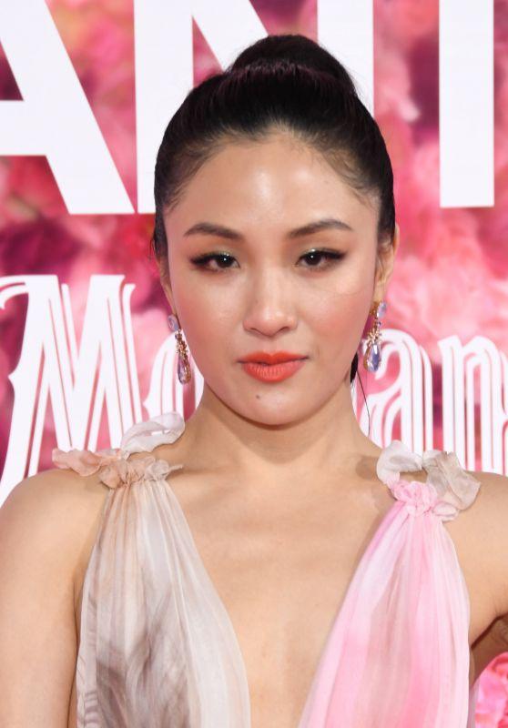 """Constance Wu – """"Isn't It Romantic"""" Premiere in LA"""