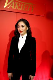 Constance Wu – Variety x Armani Makeup Artistry Dinner in LA02/21/2019