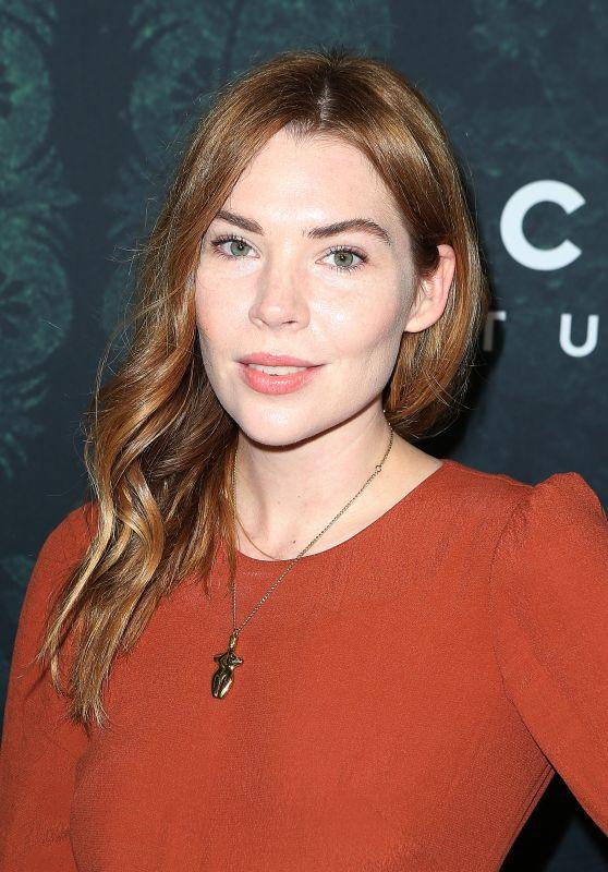 """Courtney Halverson – """"Greta"""" Premiere in Hollywood"""