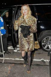 Courtney Love - Arrives at Jeremy Scott