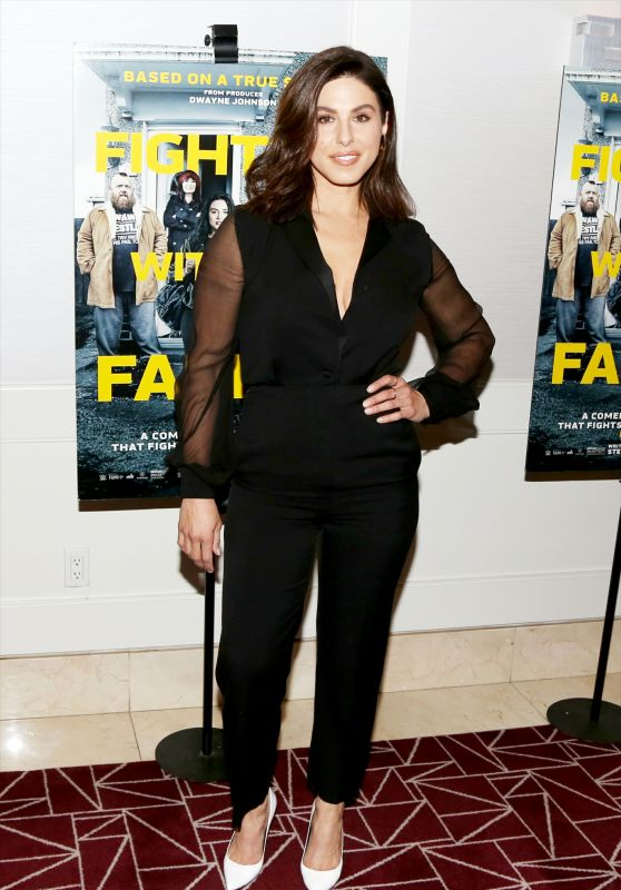 "Cristina Rosato - ""Fighting With My Family"" LA Tastemaker Screening"