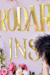 Dakota Fanning - JNSQ Rose Cru Debuts Alongside Rodarte FW/19 Runway Show 02/05/2019
