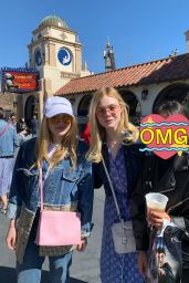 Dakota Fanning - Personal Pics and Videos 02/23/2019