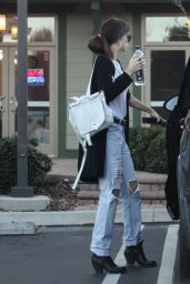 Dakota Johnson in Ripped Jeans 02/11/2019