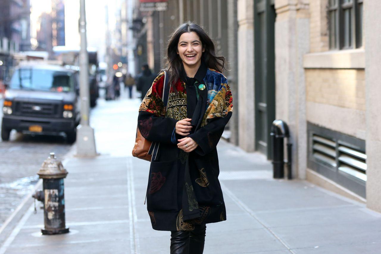 Daleela Echahly Street Fashion