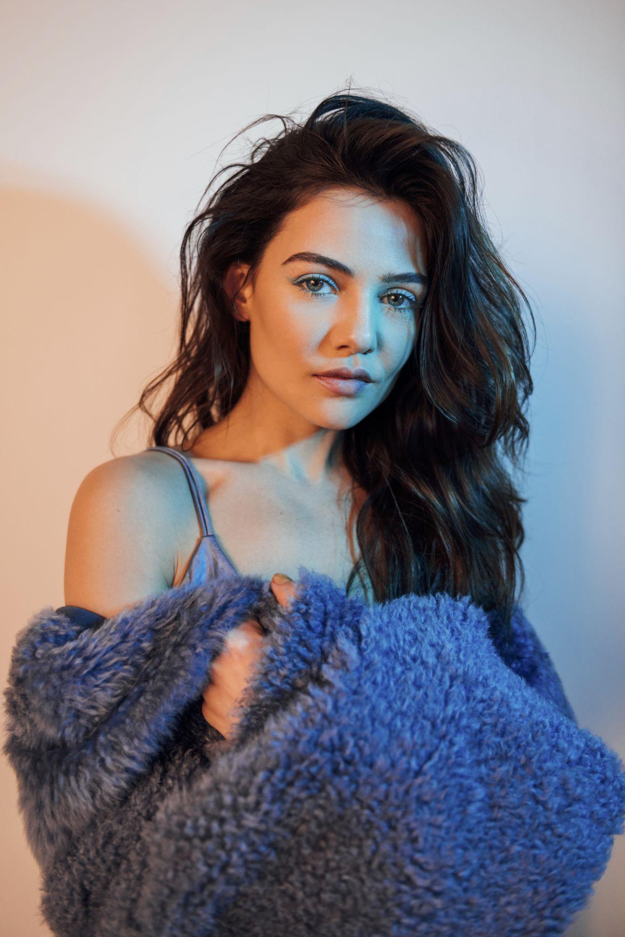 Danielle Campbell Pulse Spikes Photoshoot January 2019