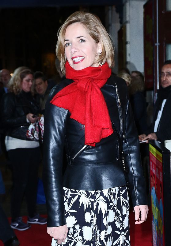 "Darcey Bussell – ""Rip It Up The 60s!"" Press Night in London"