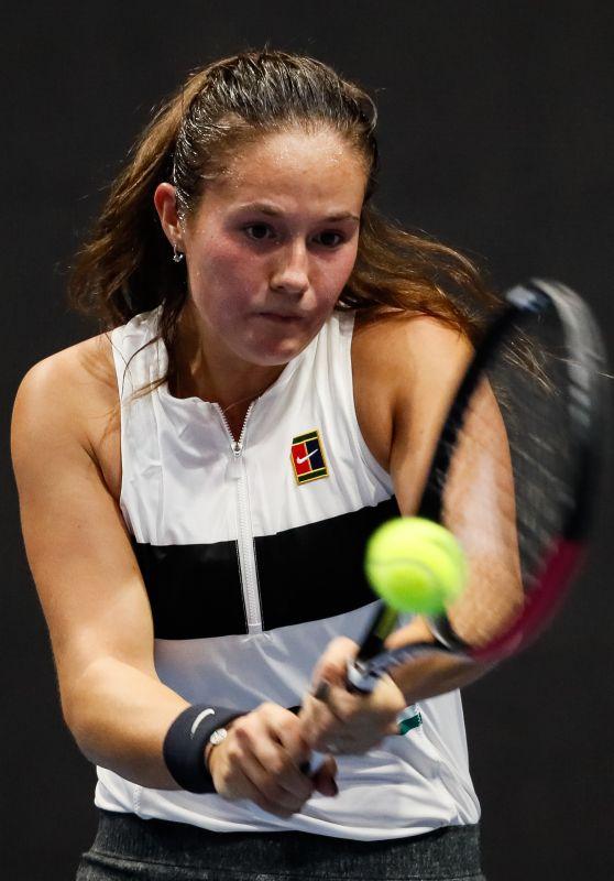 Daria Kasatkina – WTA St. Petersburg Ladies Trophy 02/01/2019