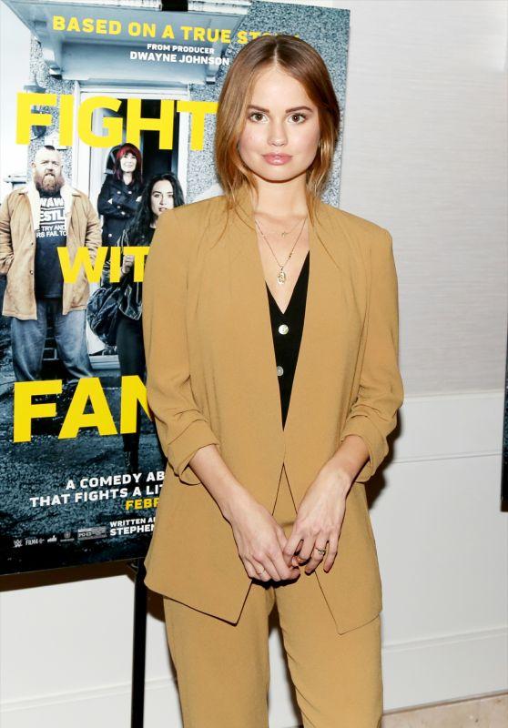 "Debby Ryan - ""Fighting With My Family"" LA Tastemaker Screening"