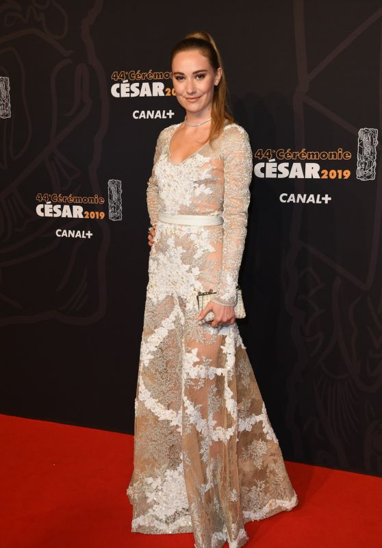 Deborah François – 2019 Cesar Film Awards