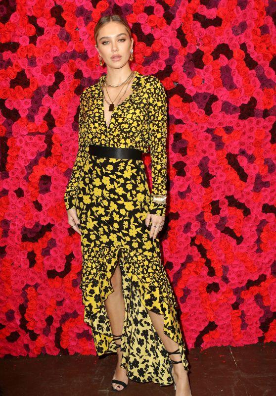 Delilah Belle Hamlin – Alice + Olivia Fashion Show in NYC 02/11/2019
