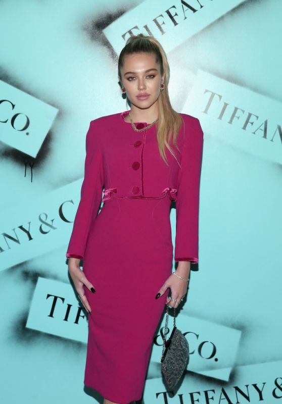 Delilah Belle Hamlin – Tiffany & Co. Modern Love Photography Exhibition in NYC 02/09/2019