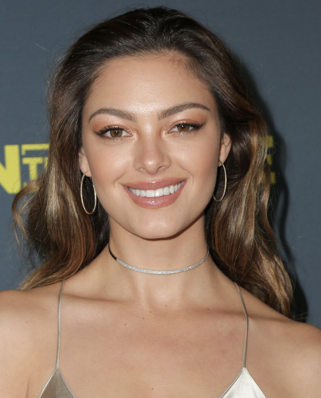 Demi Leigh Nel Peters Run The Race Premiere In Los Angeles