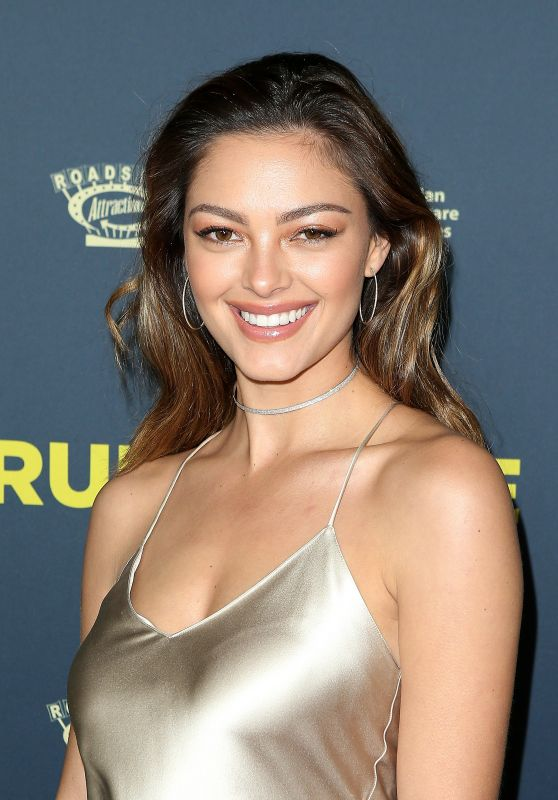"Demi-Leigh Nel-Peters - ""Run The Race"" Premiere in Los Angeles"