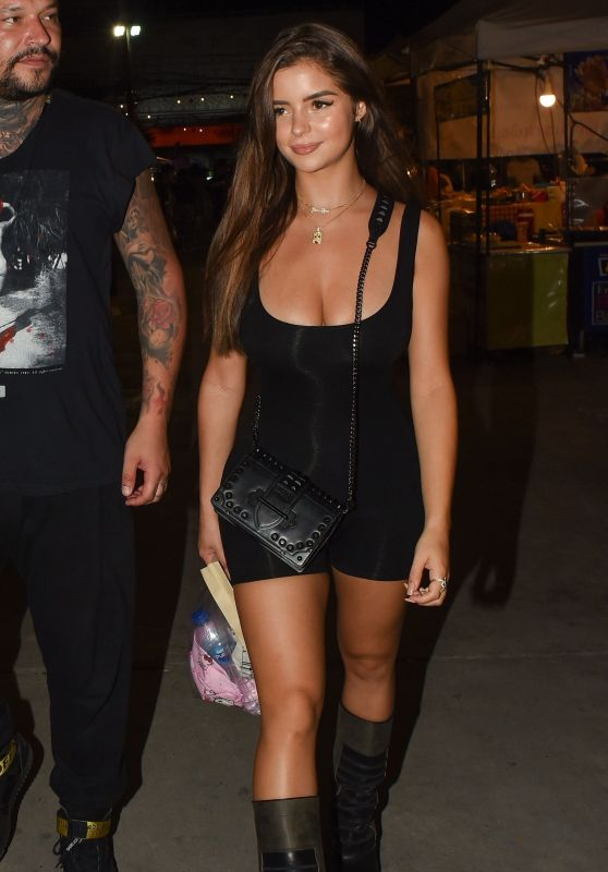 Demi Rose Night Out Style - Thailand 01/31/2019