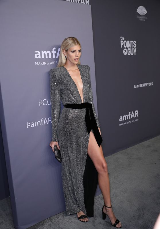 Devon Windsor – 2019 amfAR Gala in New York