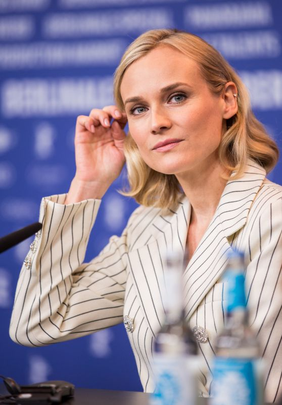 """Diane Kruger - """"The Operative"""" Photocall in Berlin"""