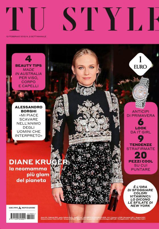 Diane Kruger - Tu Style February 2019