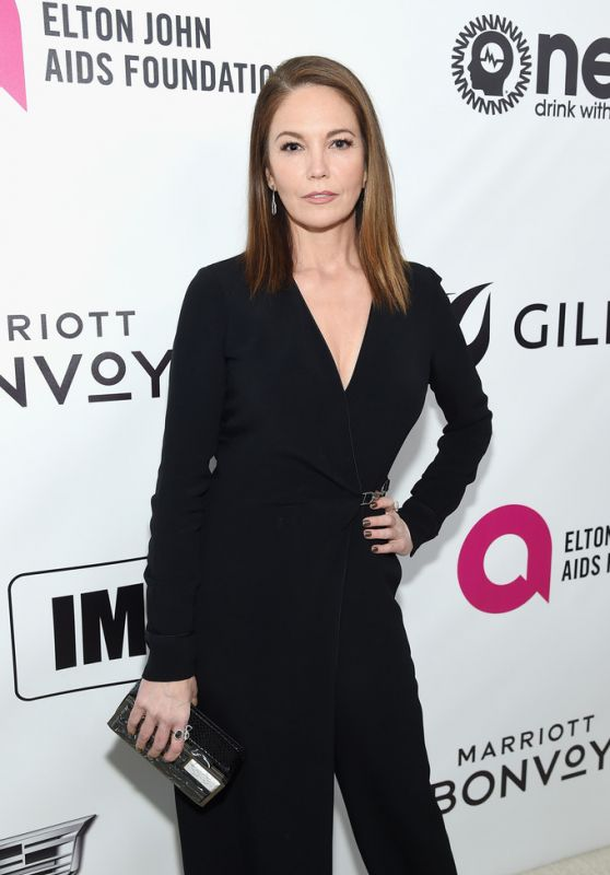 Diane Lane – 2019 Elton John's Oscars Viewing Party