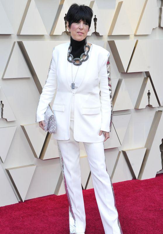 Diane Warren – Oscars 2019 Red Carpet