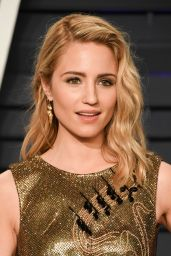 Dianna Agron – 2019 Vanity Fair Oscar Party