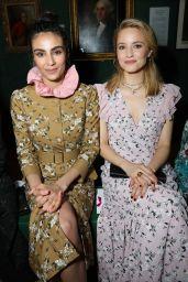 Dianna Agron - Erdem Fashion Show in London 02/18/2019