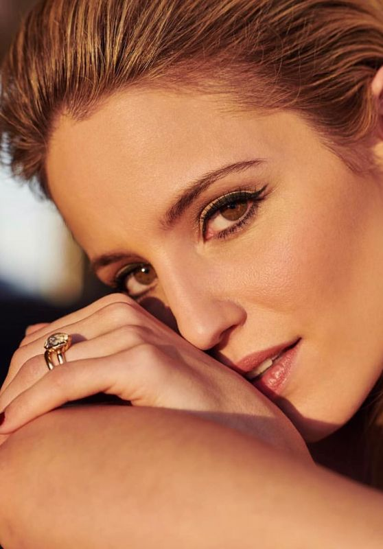 Dianna Agron - Photoshoot for Fabrizio Viti February 2019
