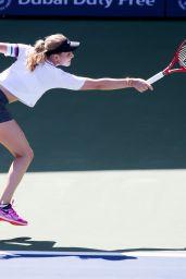 Donna Vekic – 2019 Dubai Tennis Championship 02/18/2019