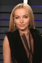 Dove Cameron – 2019 Vanity Fair Oscar Party