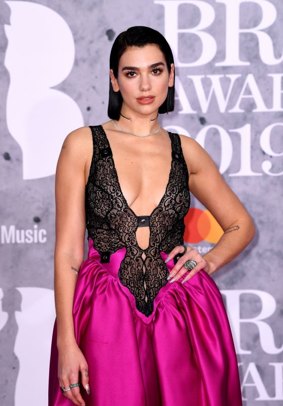 Dua Lipa – 2019 Brit Awards