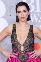 Dua Lipa – 2019 Brit Awards