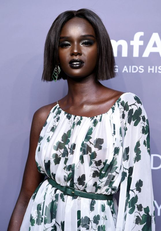 Duckie Thot – 2019 amfAR Gala in New York