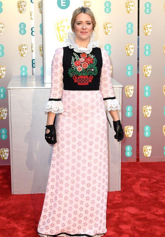 Edith Bowman – BAFTA 2019