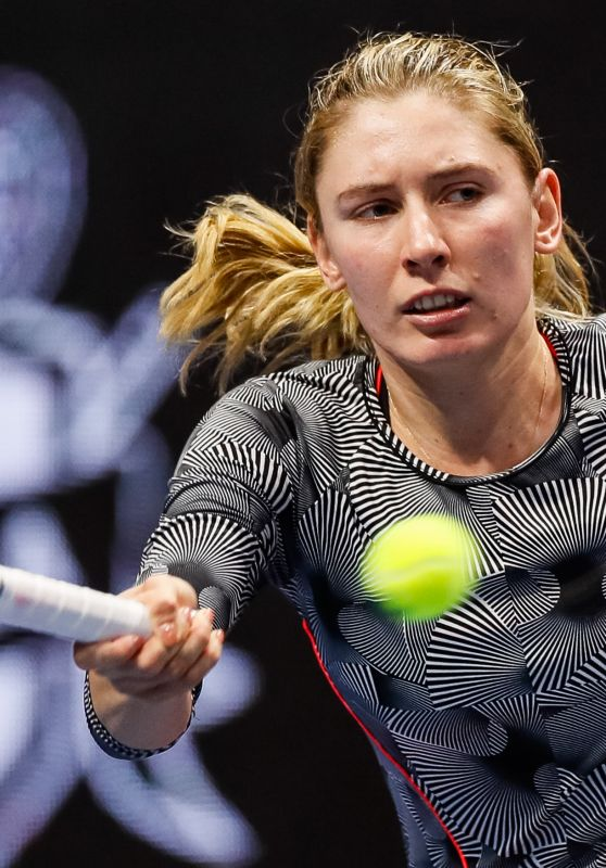 Ekaterina Alexandrova – WTA St. Petersburg Ladies Trophy 01/31/2019